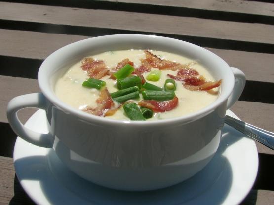 Baked Potato Soup Recipe - Food.com