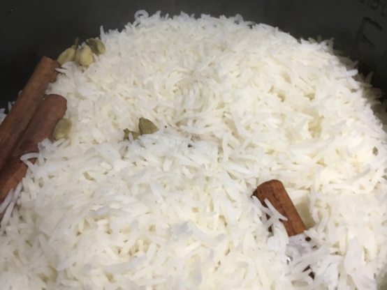 how to cook basmati rice water ratio