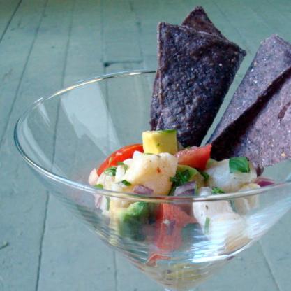 Fresh and simple swai ceviche recipe genius kitchen for Swai fish nutrition