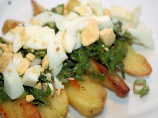 Roasted Fingerling Potato Salad Recipe - Food.com