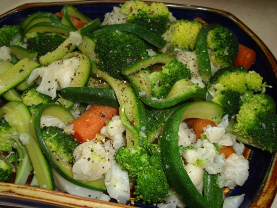 Steamed Vegetable Platter Gronsaksfat) Recipe - Genius Kitchen