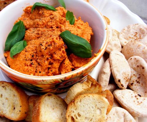 Muhammara Roasted Red Pepper And Walnut Spread) Recipe - Food.com