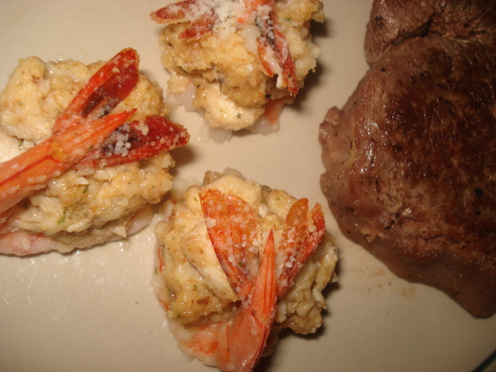 stuffed shrimp with crab imperial recipe