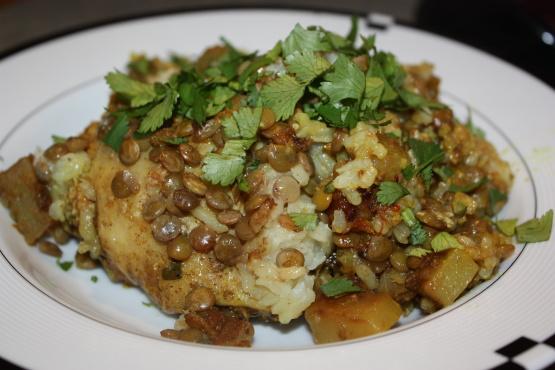 chicken breyani recipe cape malay