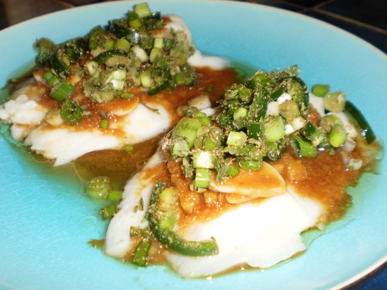 Steamed fish with ginger recipe genius kitchen for Steam fish recipe