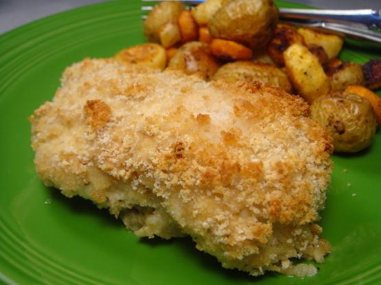 Maple-Mustard Baked Chicken Recipe - Genius Kitchen