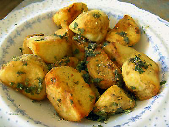 Image Gallery sage potatoes