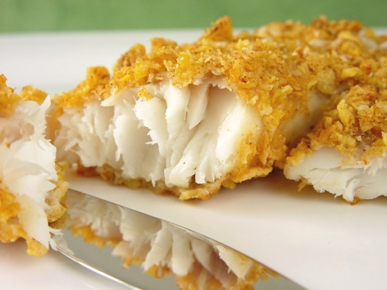 Oven baked fish recipe genius kitchen for Fish in oven