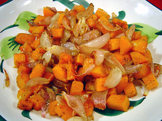 Butternut Squash With Shallots And Sage Recipes — Dishmaps