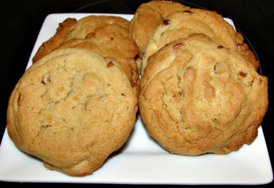 Recipe for chocolate chip pecan cookies