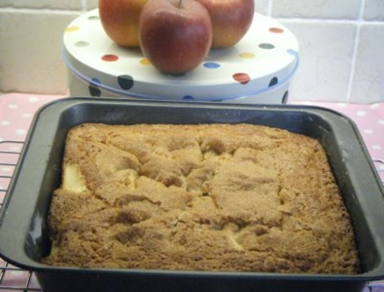 Apple Walnut Cake Recipe - Food.com