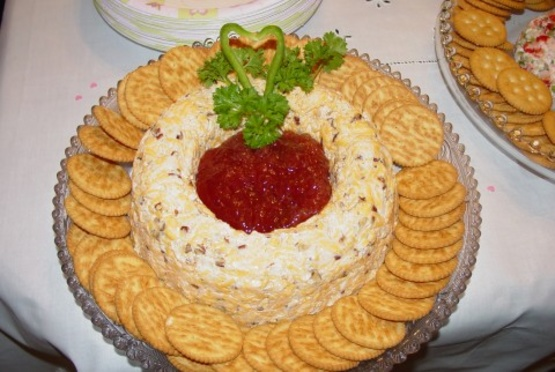 Strawberry Cheese Ring Recipe - Food.com