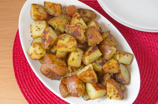 how to make garlic potatoes on stove