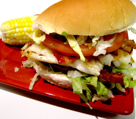 Blt fish sandwiches recipe genius kitchen for Good fish sandwich near me