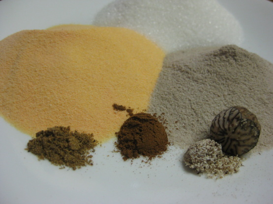 What are some recipes for spiced tea mix?