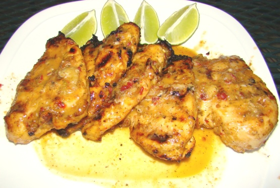 Recipe For Tequila Lime Chicken