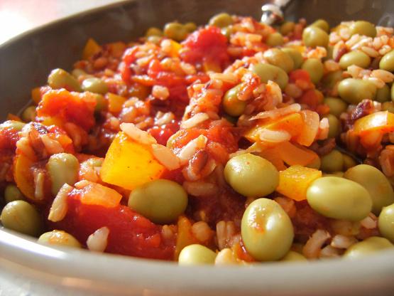Vegetarian Mexican Stir-Fry RecipeFood.com