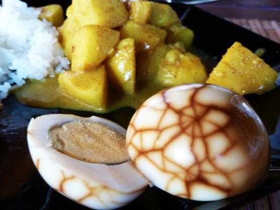 Indonesian Marbled Hard Boiled Eggs Or Telur Pindang Recipe - Food.com