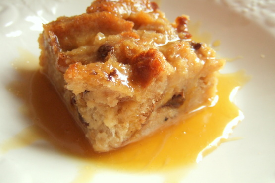 Bread Pudding Recipe With Bourbon Sauce - Food.com