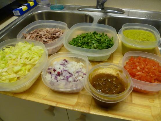 Jack crevalle or other fish fish tacos recipe genius for Jack fish recipe
