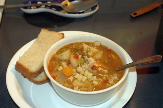 Carrabbas Spicy Sicilian Chicken Soup Recipe - Food.com