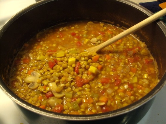 Country Lentil Soup Recipe Genius Kitchen