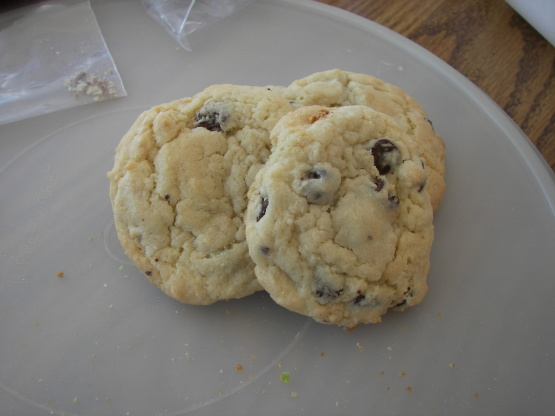 Skor chocolate chip cookie recipe