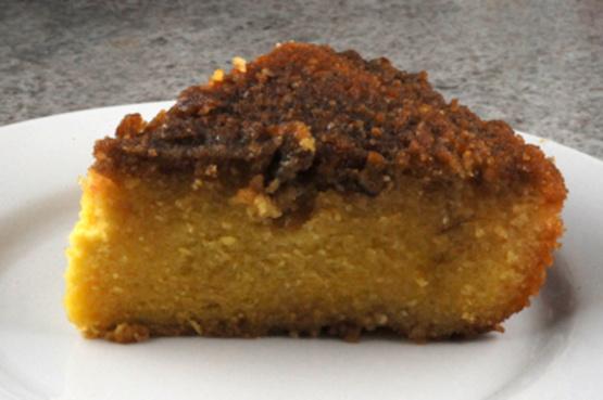 Belizean Rum Cake Recipe