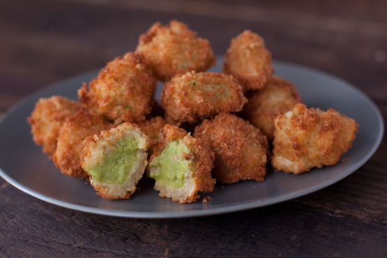 Deep Fried Guacamole