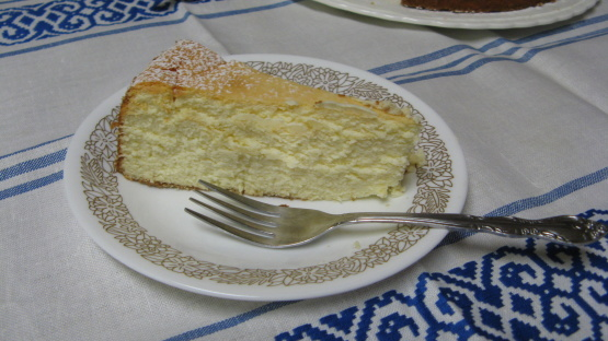 Italian Ricotta Cheesecake Recipe italian ricotta ) cheesecake recipe ...