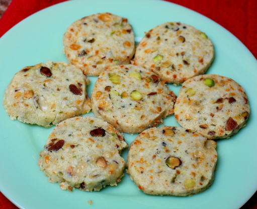 ... and pistachio gorgonzola and pistachio see original recipe at