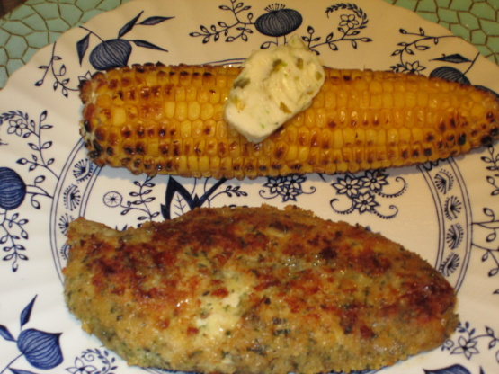 Grilled Corn On The Cob With Jalapeno-Lime-Butter Recipe - Food.com