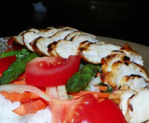 Grilled Island Drunken Chicken Bowls Recipe - Food.com
