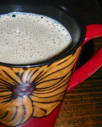 Pakistani Coffee With Cinnamon And Cardamom Recipe ...