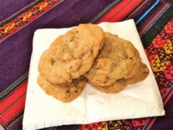Chocolate Chip, Pecan And Sea Salt Cookies Recipe - Food.com