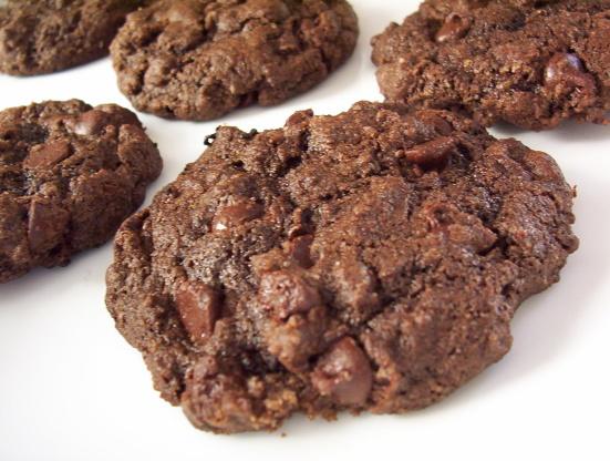 Soft Chocolate Drop Cookies Cocoa