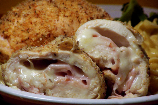Chicken Cordon Bleu Recipe Food Com
