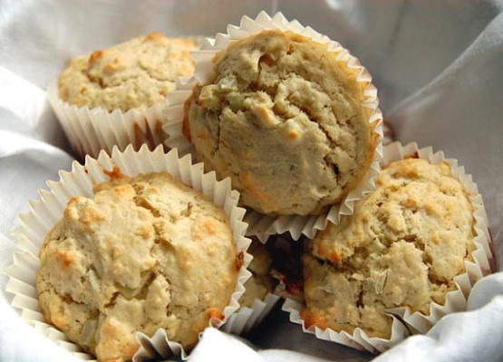 Garlic-Onion Dinner Muffins Recipe - Food.com