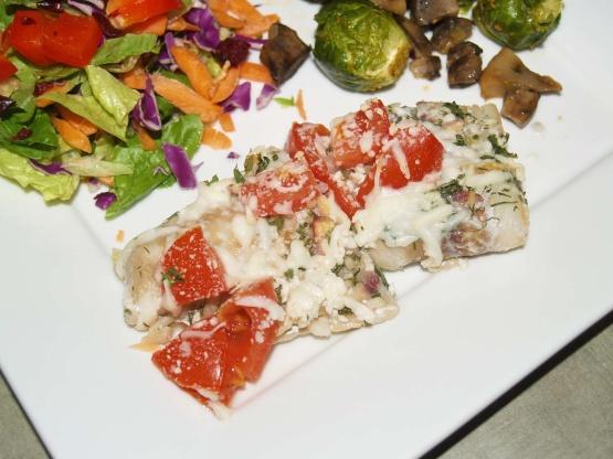 Greek fish fillets recipe genius kitchen for Greek fish recipes