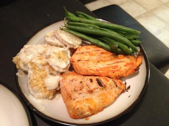 Spicy Grilled Chicken Breasts Recipe - Genius Kitchen