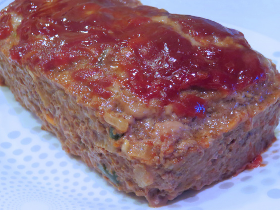 Food Recipe Yes Virginia There Is A Great Meatloaf