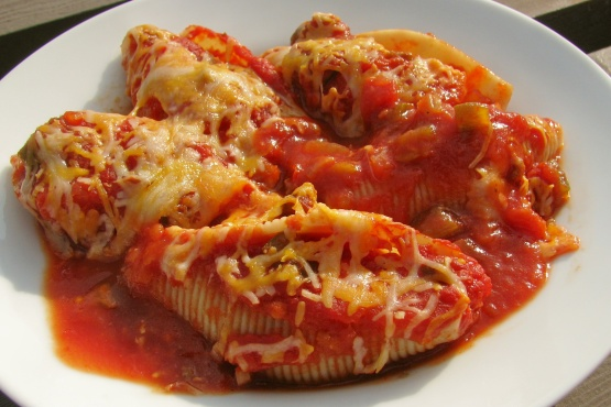 Mexican Stuffed Shells Oamc) Recipe - Food.com