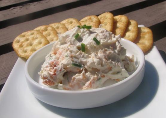 Alaskan smoked salmon dip for White fish dip recipe