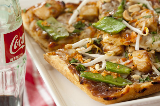 California Pizza Kitchen Thai Chicken Pizza Review