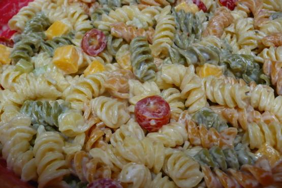 easy pasta salad recipes pdf