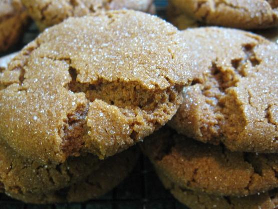 Molasses cookies recipe paula deen