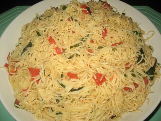 Better Than Olive Garden Pasta Pomodoro Recipe Genius