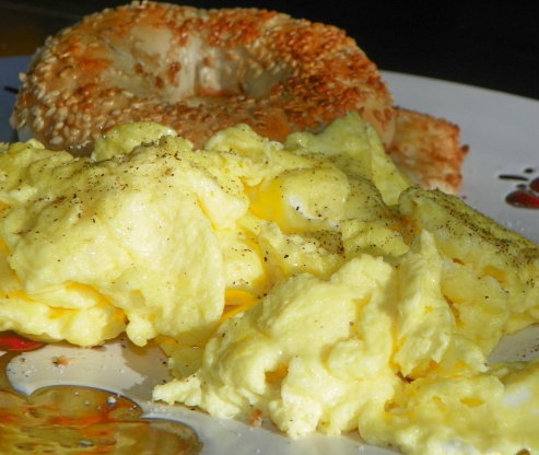 Best Ever Scrambled Eggs Recipe - Breakfast.Food.com