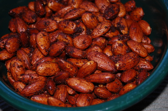 flavoured nuts recipe