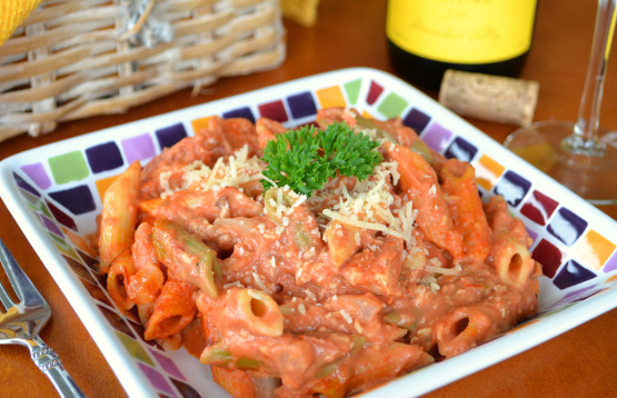 light vodka sauce recipe